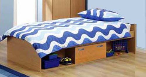 Cabin bed with Colour options ideal children safe bed York