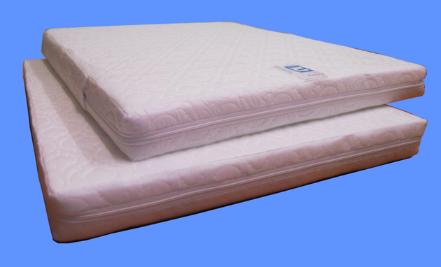 Valda deluxe foam mattress 200 x 90 x 10cm ideal for the for 90 x 200 beds