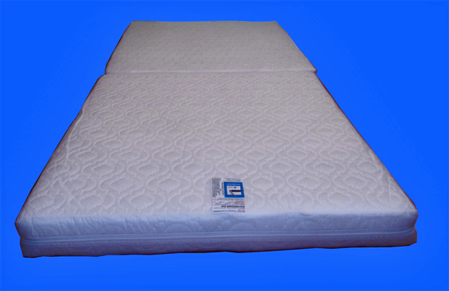 VALDA Deluxe foam mattress 200 x 90 x 10cm, ideal for the lifestyle beds