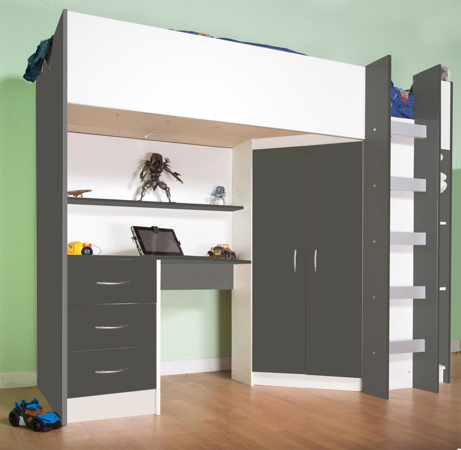 High sleeper and high cabin beds for High sleeper bed