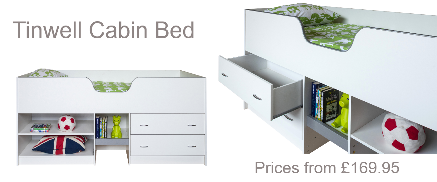 Tinwell Cabin Bed
